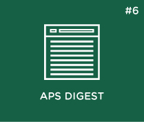 APS Digest: Issue #6