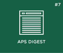 APS Digest: Issue #7