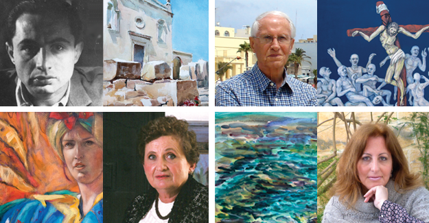 Two Generations of Maltese Artistic Families Volume 3