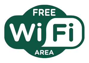 APS Bank free wifi