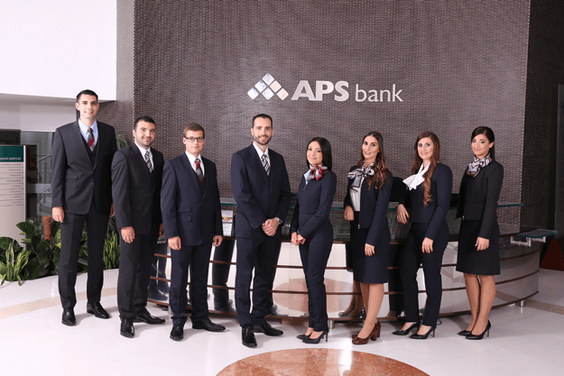 APS Bank new uniforms