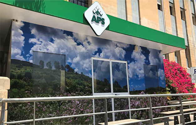 APS Bank 'Green Space' at the University of Malta