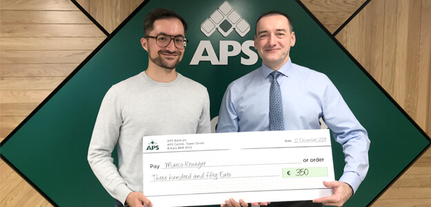 APS Bank supports Greentrips