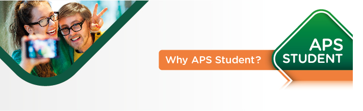 APS Student - Main Page