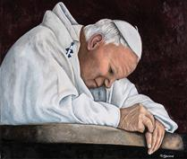 Exhibition & book featuring St John Paul II launched by APS Bank