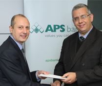 APS Bank signs agreement with Directorate for P.A.R.K.S. to rehabilitate Żabbar ditch
