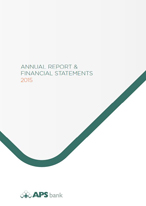APS Annual Report & Financial Statements 2015