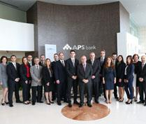 APS Bank continues restructuring of its Banking team