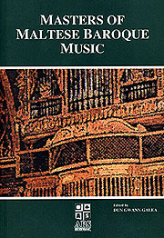 Masters of Baroque Music Publication Cover