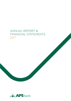 APS Annual Report & Financial Statements 2017