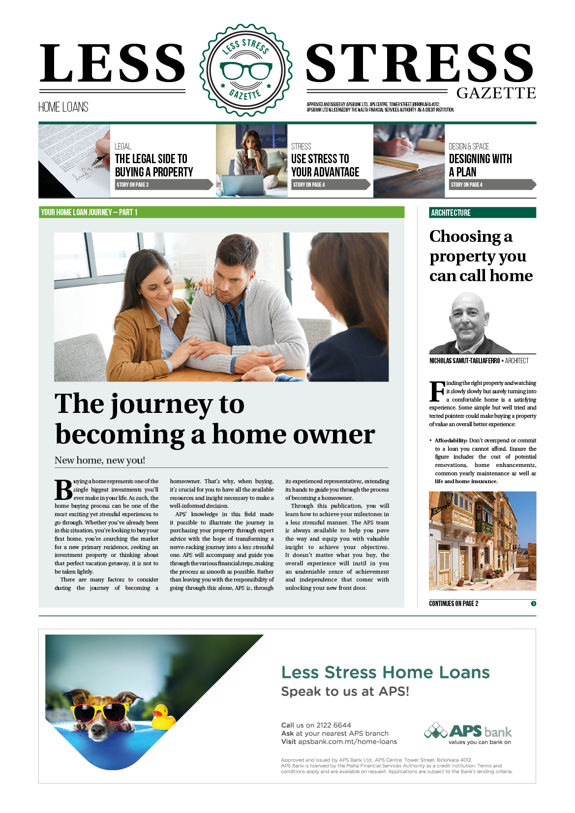 home loans gazette