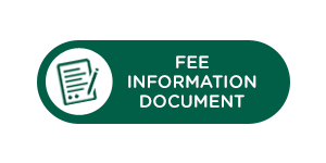 APS Bank Fee information button