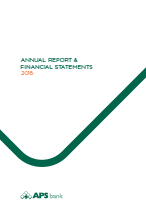 APS Bank Annual Report 2018